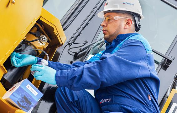 Servicios especializados Chevron